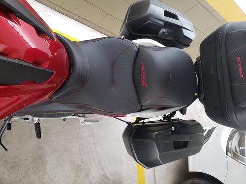 nc750x - único dono, toda equipada para viajar
