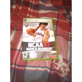 Ncaa March Madness 07 Para Xbox 360
