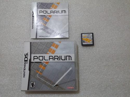 nds: polarium original americano completo! novinho! jogão!