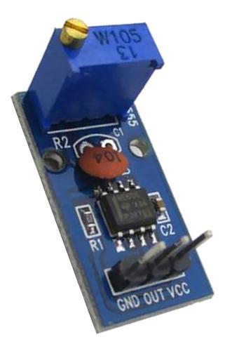 ne555 módulo de generador de pulso de frecuencia ajustable