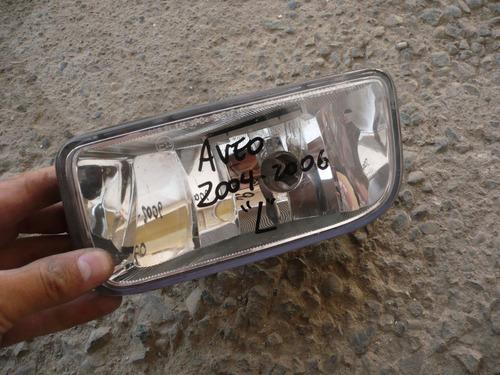 neblinero aveo 2005 chofer c/detalles - lea descripción