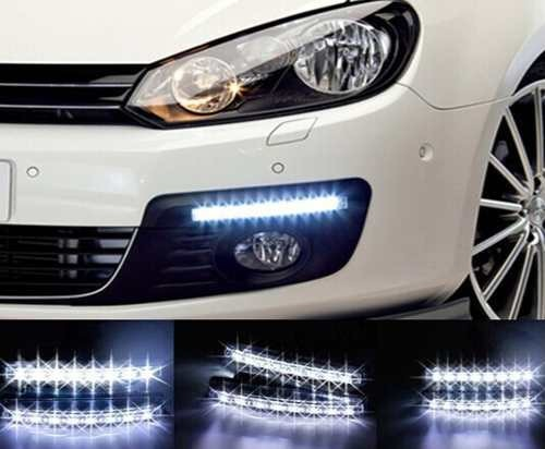 Neblineros led 8 luces todo tipo de autos en - Tipos de luces led ...