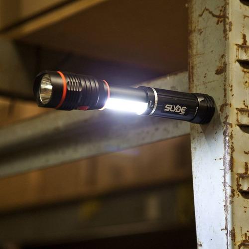 nebo - 250 lumens slyde linterna led 190 lume + envio gratis