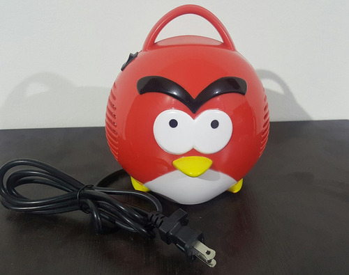 nebulizador angry birds