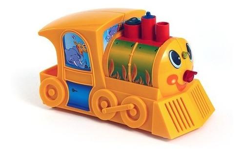 nebulizador compresor piston infantil san up locomotora 3008