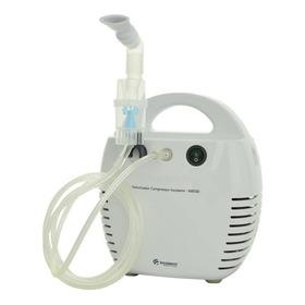 Nebulizador Compressor Incoterm Nb500 Branco 110v/220v