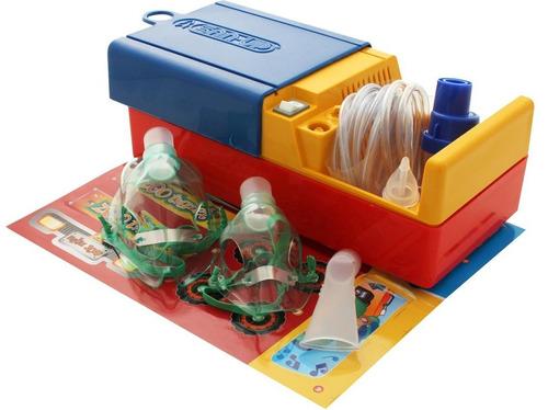 nebulizador infantil piston ampollla san up 3040 - luico