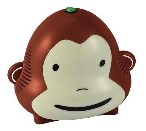 nebulizador monkey inhalacare silencioso accesorios br-cn001
