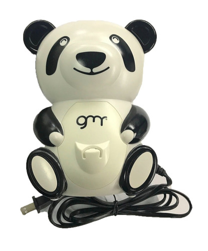 nebulizador panda adul/pediatri incluye canula envio gratis!