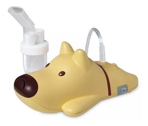 nebulizador pediatrico infantil niños  mini piston nb80 z3
