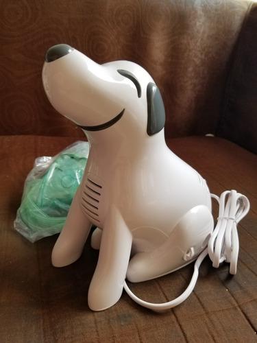 nebulizador pediatrico modelo perrito