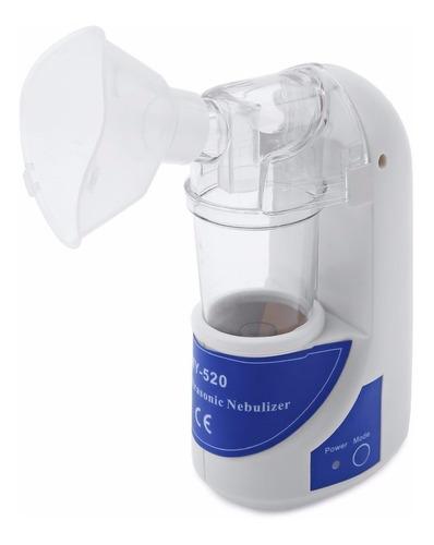 nebulizador portatil ultrasónico equipo médico inhalador