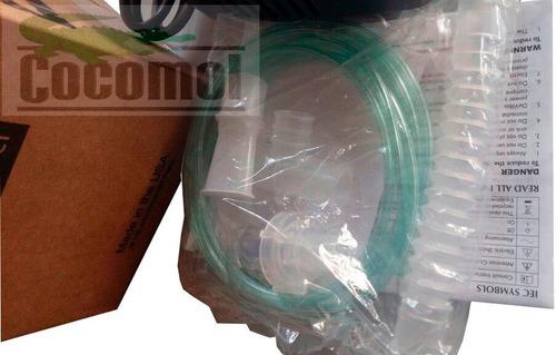 nebulizador pulmoneb ref: 3655lt marca: devilbis (nuevo) usa