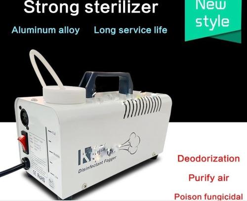 nebulizador sanitizador pequeño de 400w
