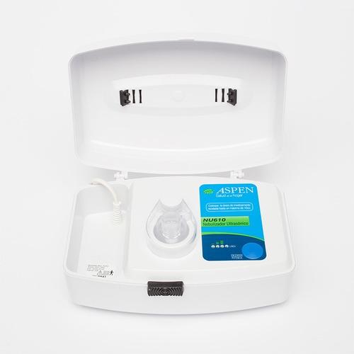 nebulizador ultrasonico aspen 610 nebulizadores sin ruido