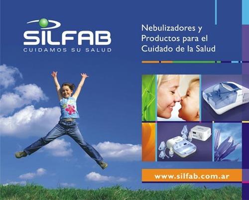 nebulizador ultrasonico digital silfab piccolo plus garantia