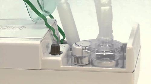 nebulizador ultrasonico san up 3042 silencioso - selectogar
