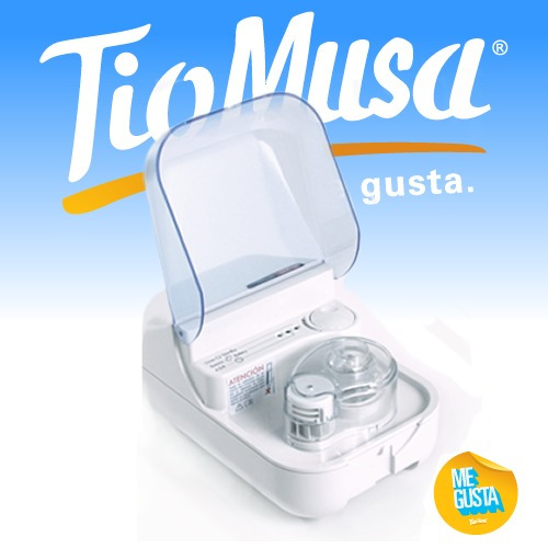 nebulizador ultrasonico san up twister 3019 adr tio musa