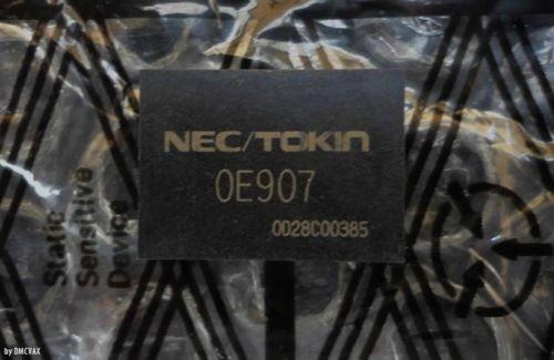 nec tokin de notebooks ~ reparación y remplazo de tokin