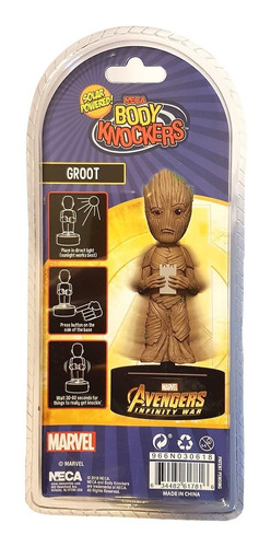 neca avengers: infinity war body knocker groot