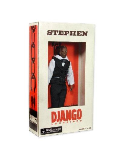 neca django unchained stephen 8 figura acción serie 1
