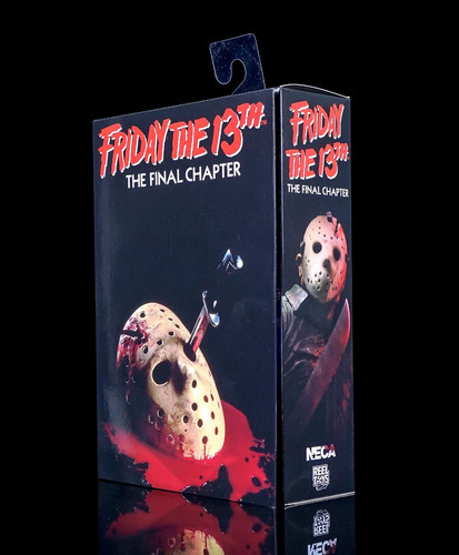 neca friday the 13th jason voorhees ultimate no chucky saw