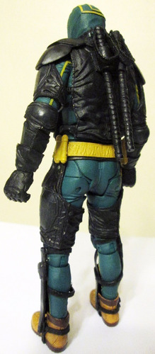 neca kick ass armored figura de 17 cm original