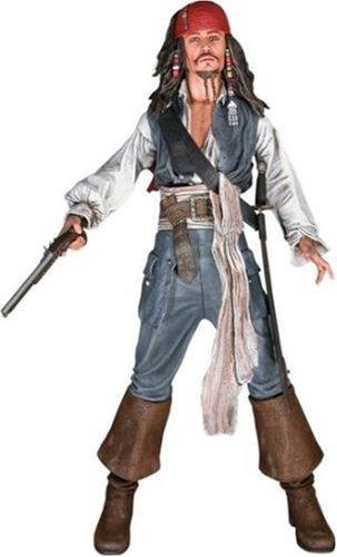 neca piratas del caribe figura de acción de la serie 2 de ca