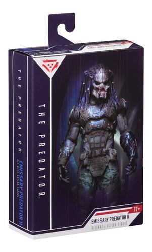 neca predator 2018 7 ultimate emissary 2