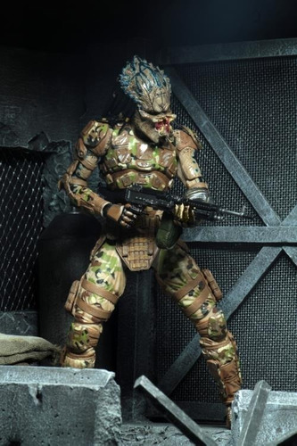 neca predator 2018 ultimate emissary 2