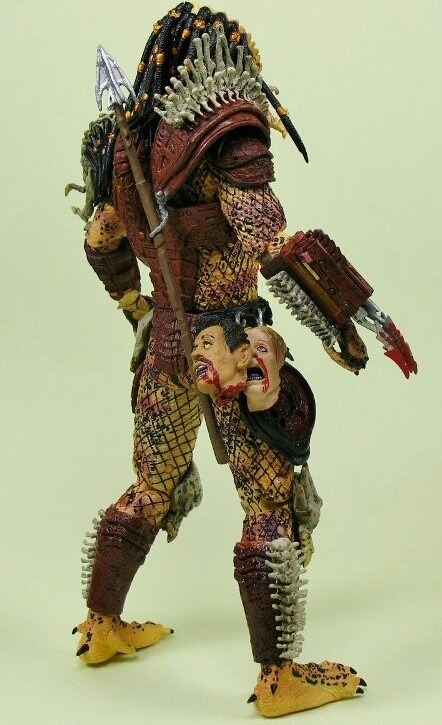Neca  Predator  Bad Blood Predator