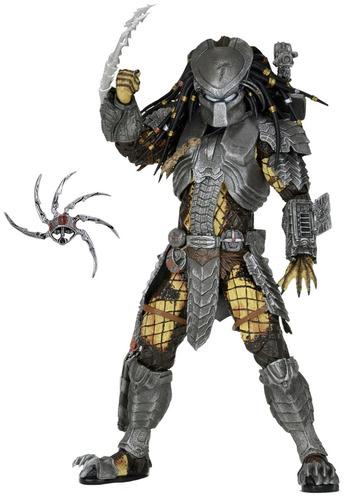 neca predator series 15 masked scar action figure, 7