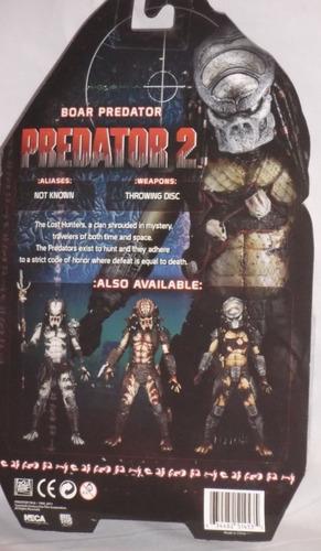 neca predator series 4 boar cult alien película de terror 7