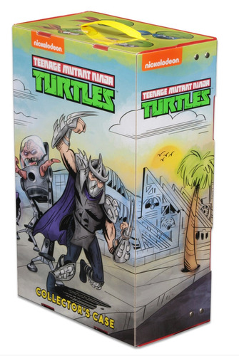 neca teenage mutant ninja turtles sdcc 2017