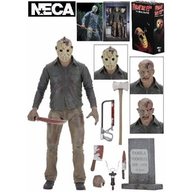 Neca Ultimate Jason Voorhees Friday The 13 The Final Chapter