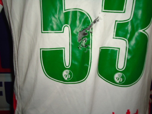 necaxa retro jersey futbol  95 aniversario