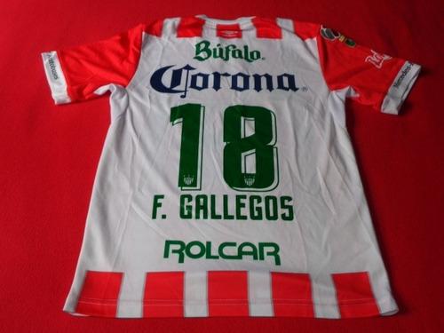 necaxajersey futbol gallegos liga mx 2017 soccer