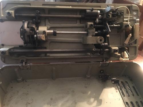 necchi maquina de coser bf supernova c/estuche impecable