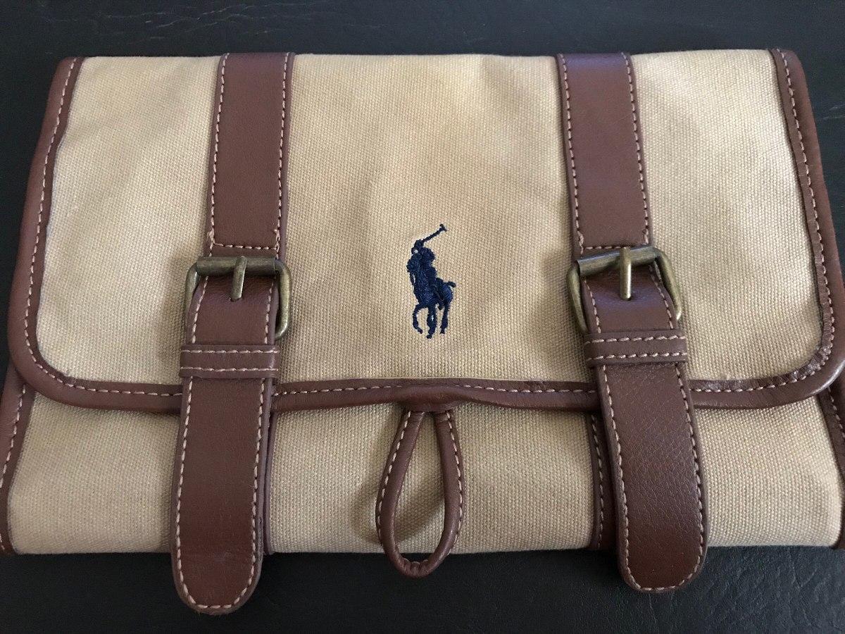 4861f4b04 Neceser Original Polo Ralph Lauren - $ 400,00 en Mercado Libre