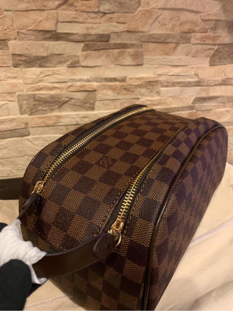 8934b80e3 Neceser Zapatera Louis Vuitton Original - $ 7,000.00 en Mercado Libre