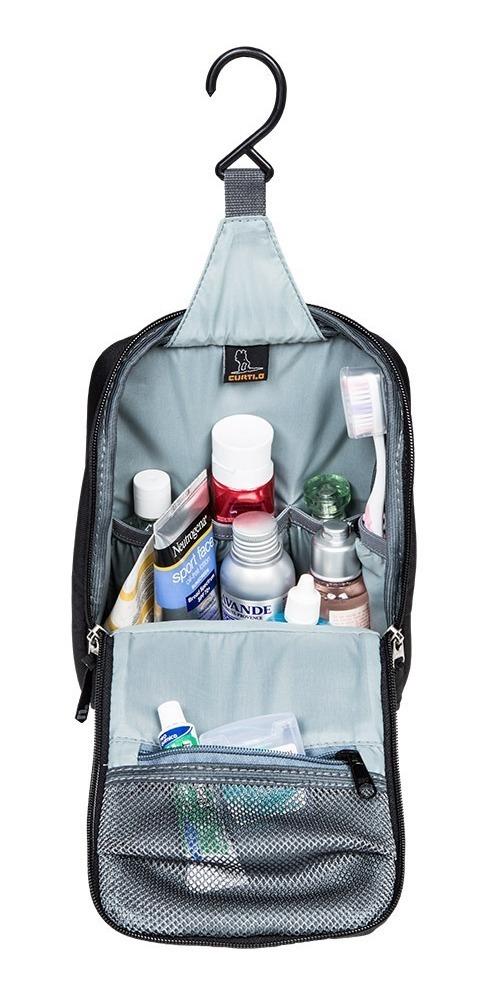 Necessaire Curtlo Travel Kit P - 2,2 Litros - R$ 112,90 em Mercado Livre