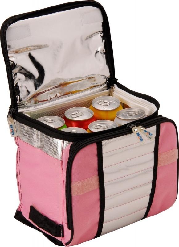 5e1149cc2 necessaire térmica bolsa cooler lancheira 7,5 litros rosa. Carregando zoom.
