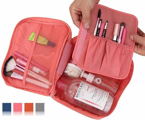necessaire unissex organizadora mala mochila viagem bolsa