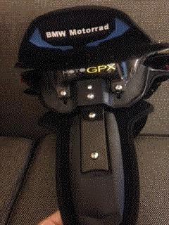 neck brace bmw talla s/m