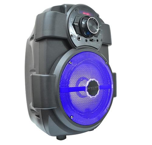 necnon bocina amplificada 6.5 usb portatil bluetooth nb-06