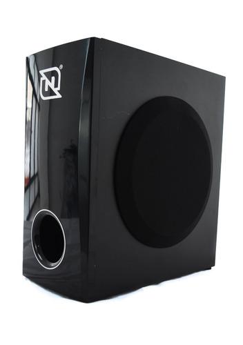 necnon teatro en casa 2.1 barra de sonido inalambrico nsb-01
