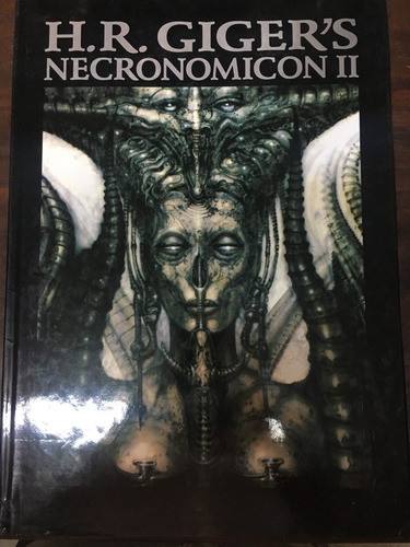 necronomicon ii h. r. giger's