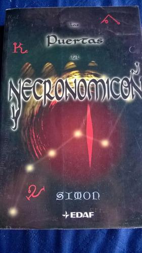 necronomicon simon edaf satanismo magia negra