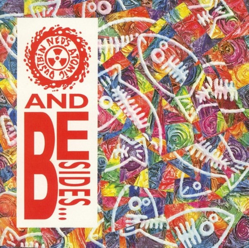 ned's atomic dustbin and besides...cd raro importado japão