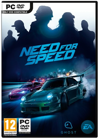 need for speed 2015 código digital origin pc